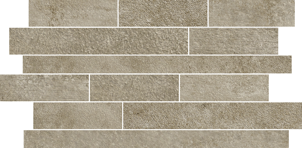 Brick Mémorable Taupe