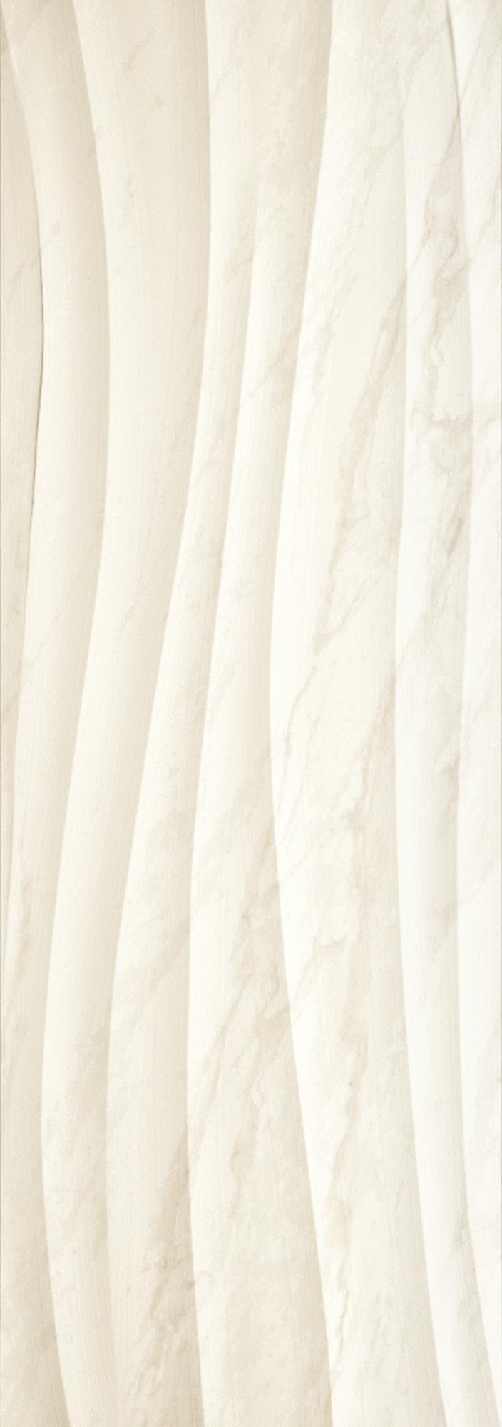 Marble Shape White