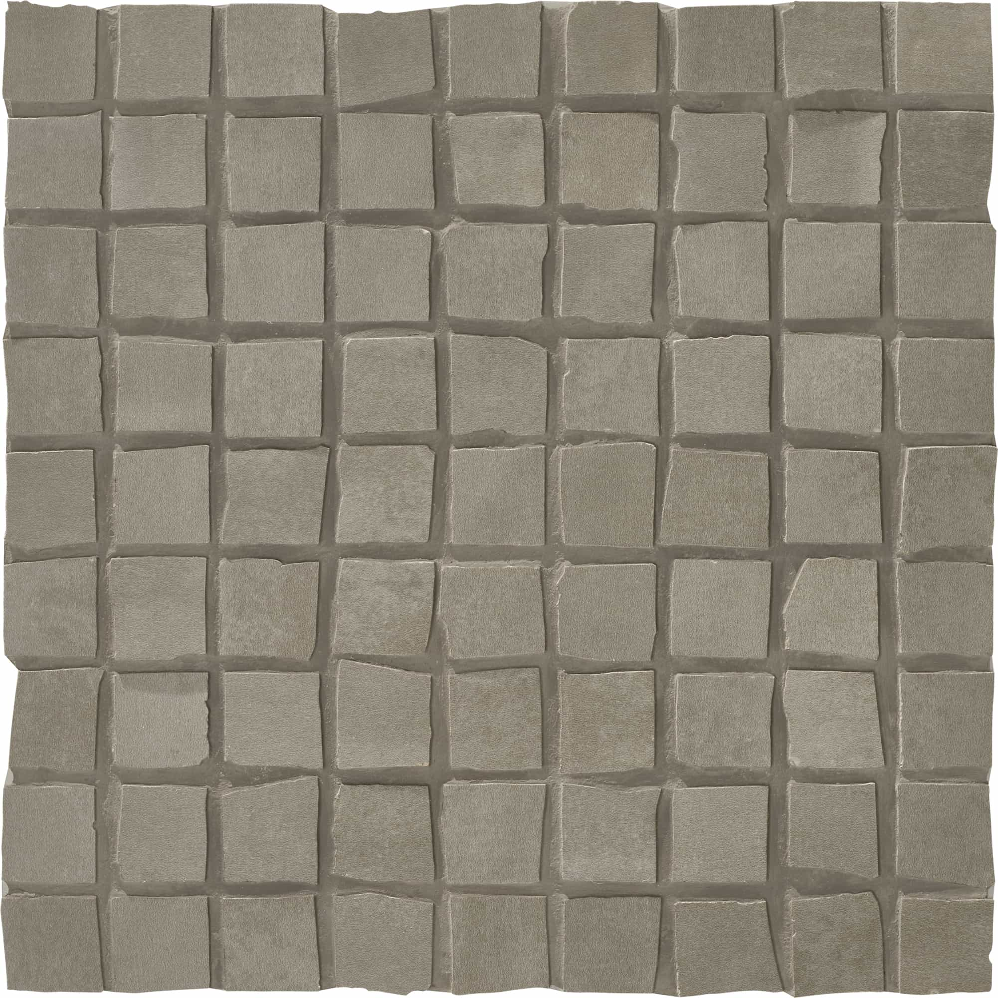 Mosaic Ground Grey