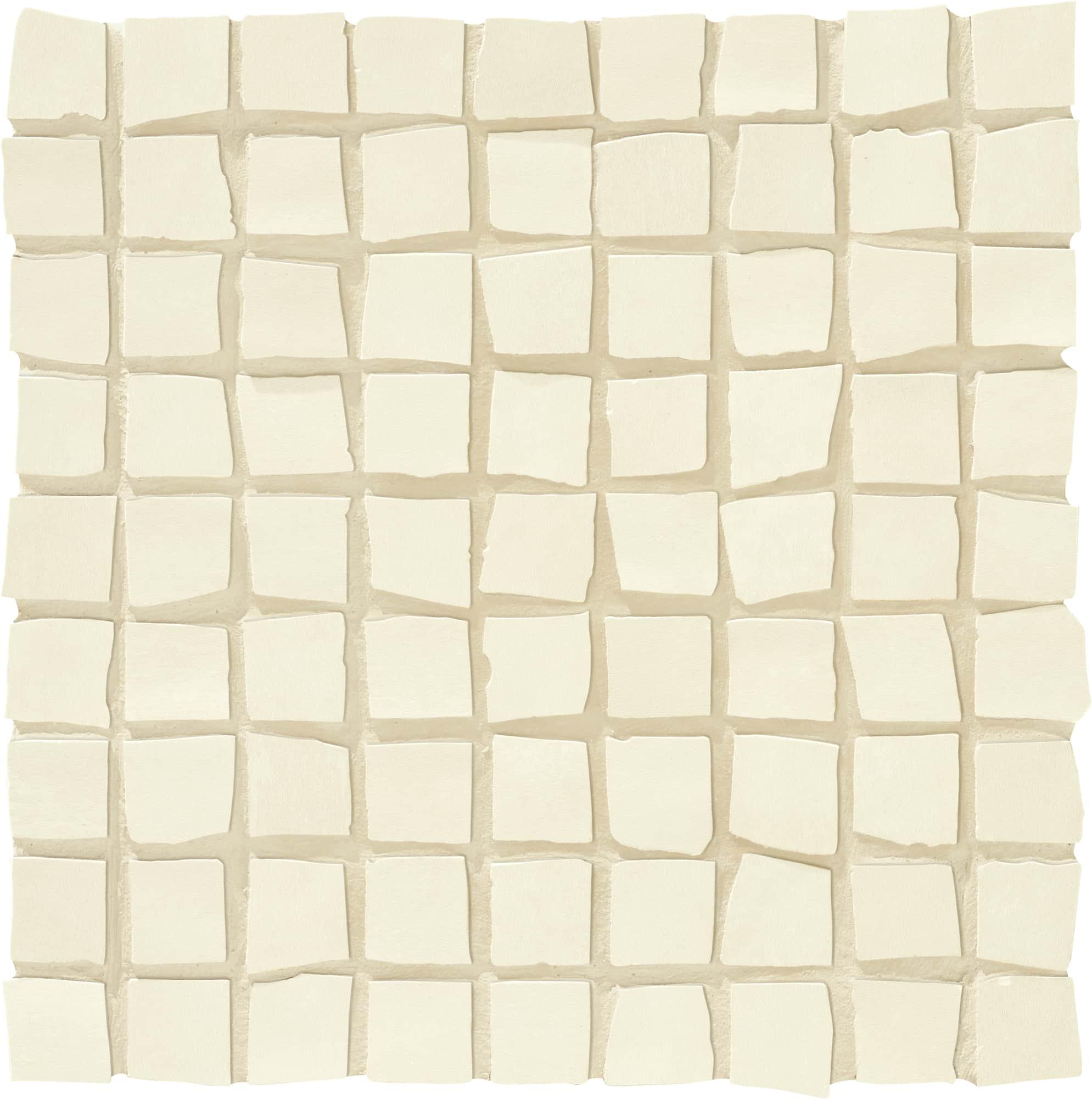 Mosaic Ground White