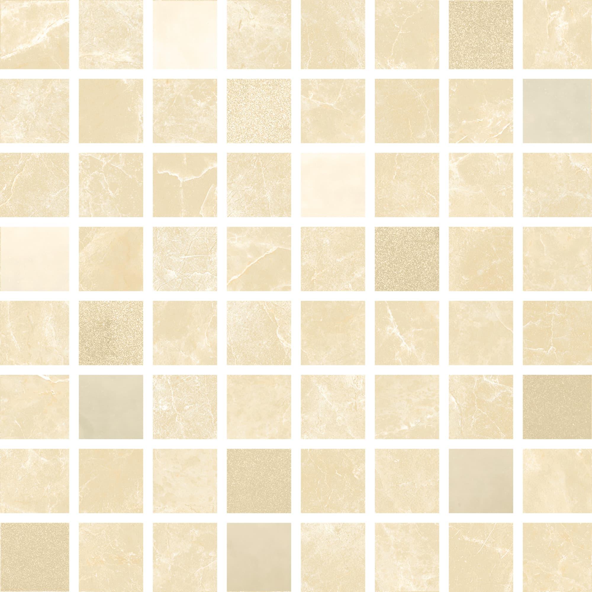 Mosaic Marble Cream