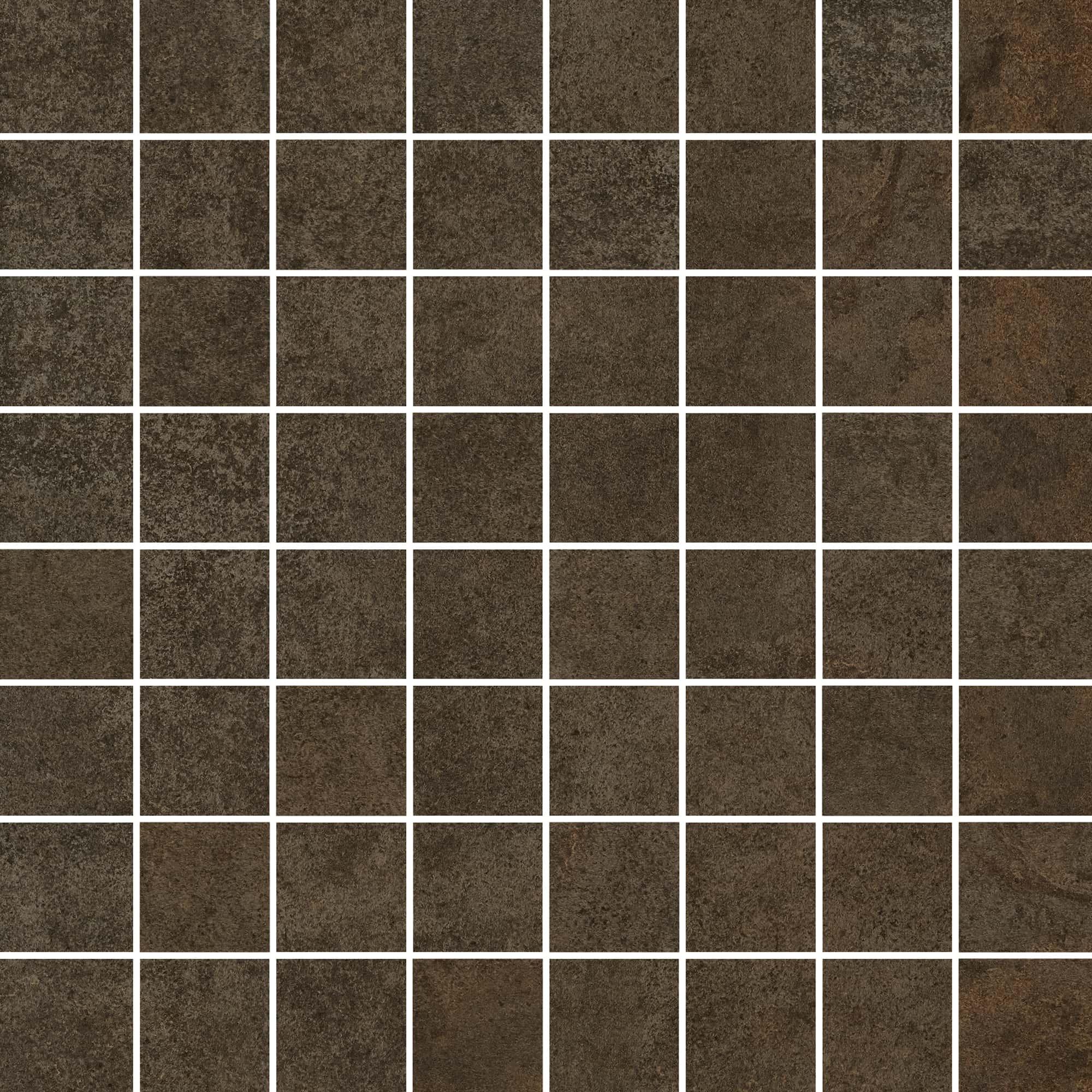 Mosaic Metallic Carbon