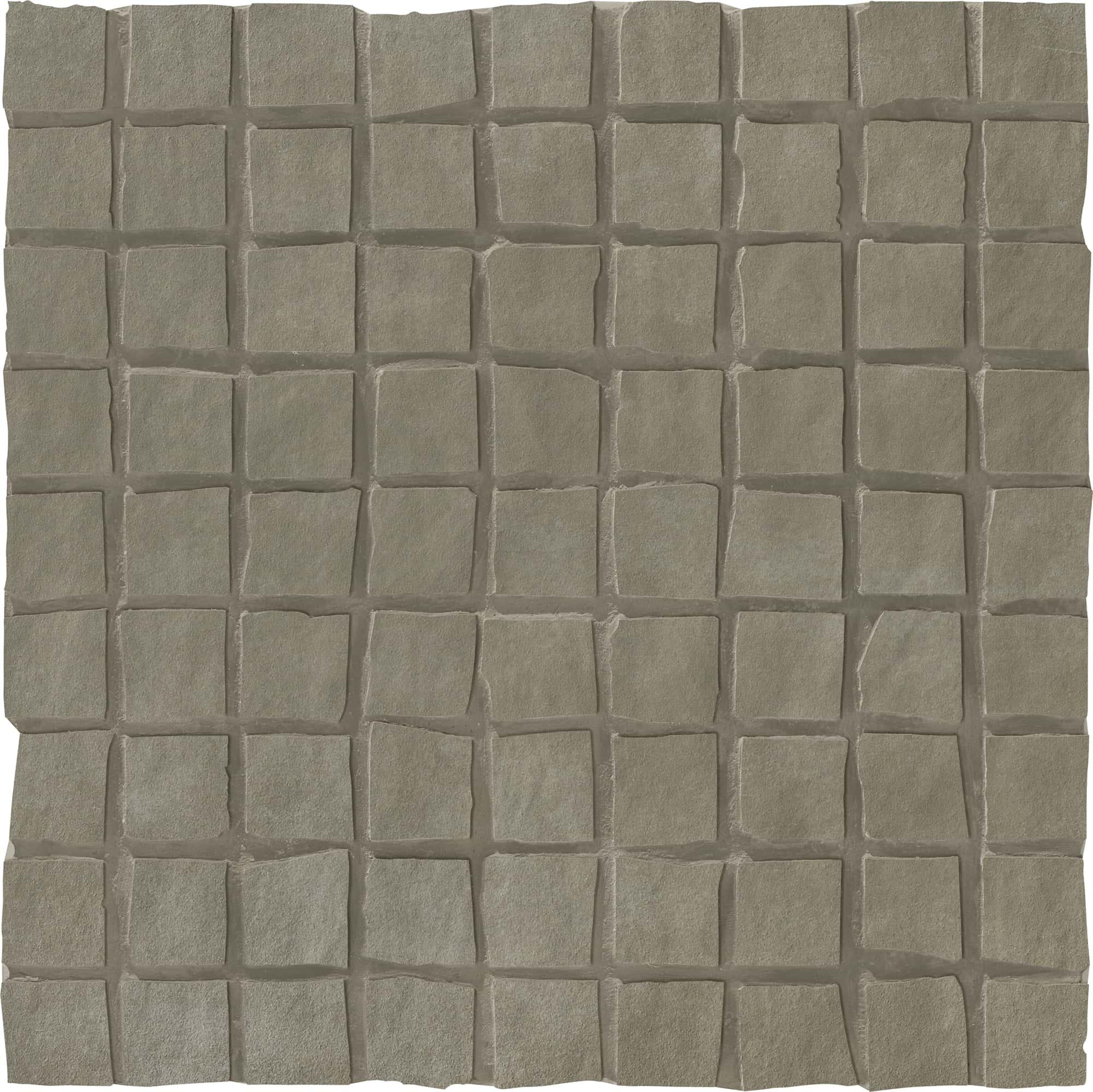 Mosaic Plus Grey