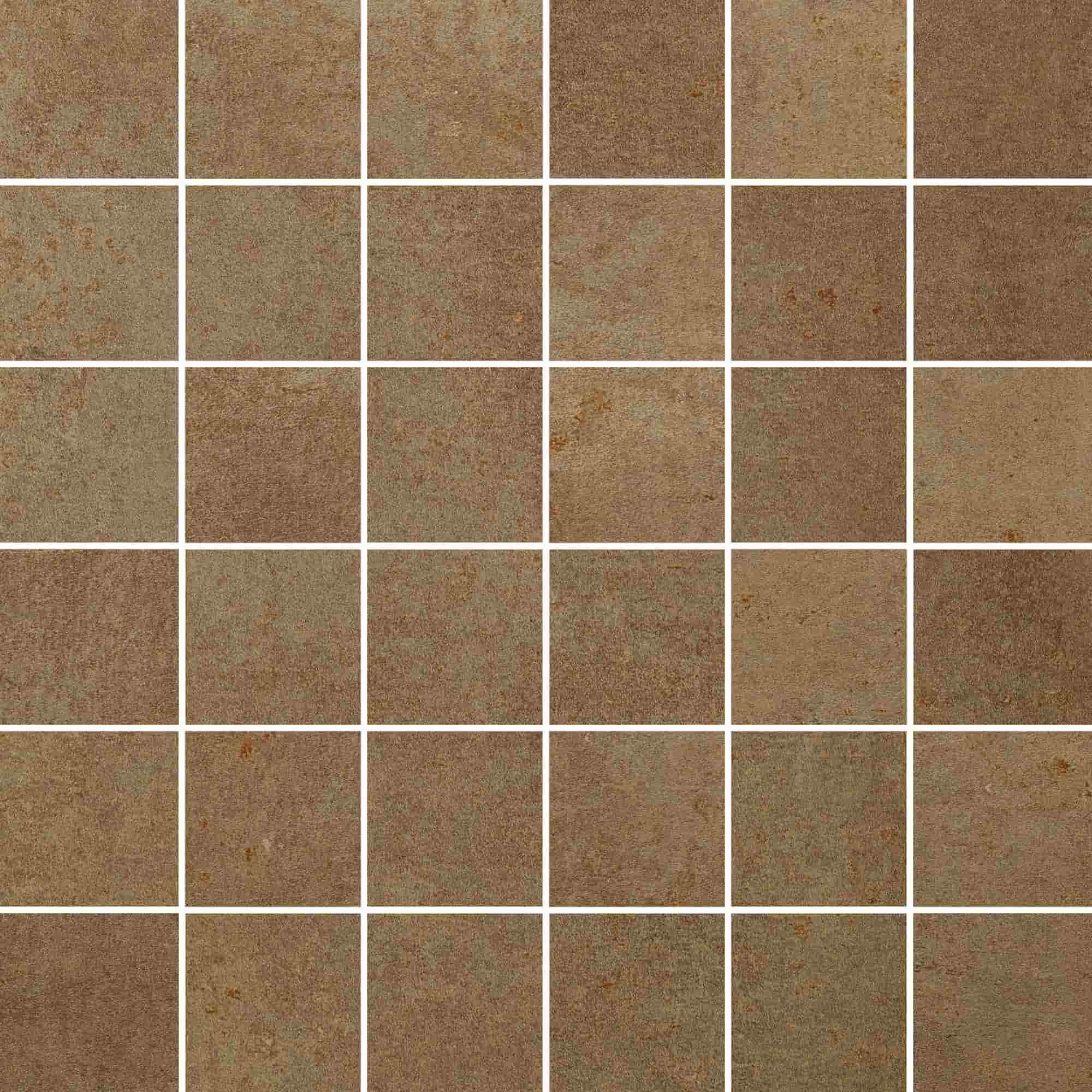 Mosaic Plus Rust