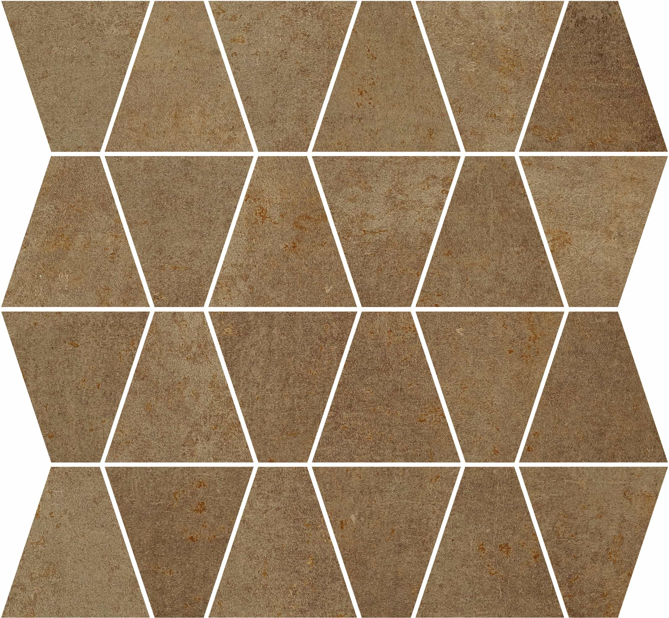 Mosaic Prism Rust