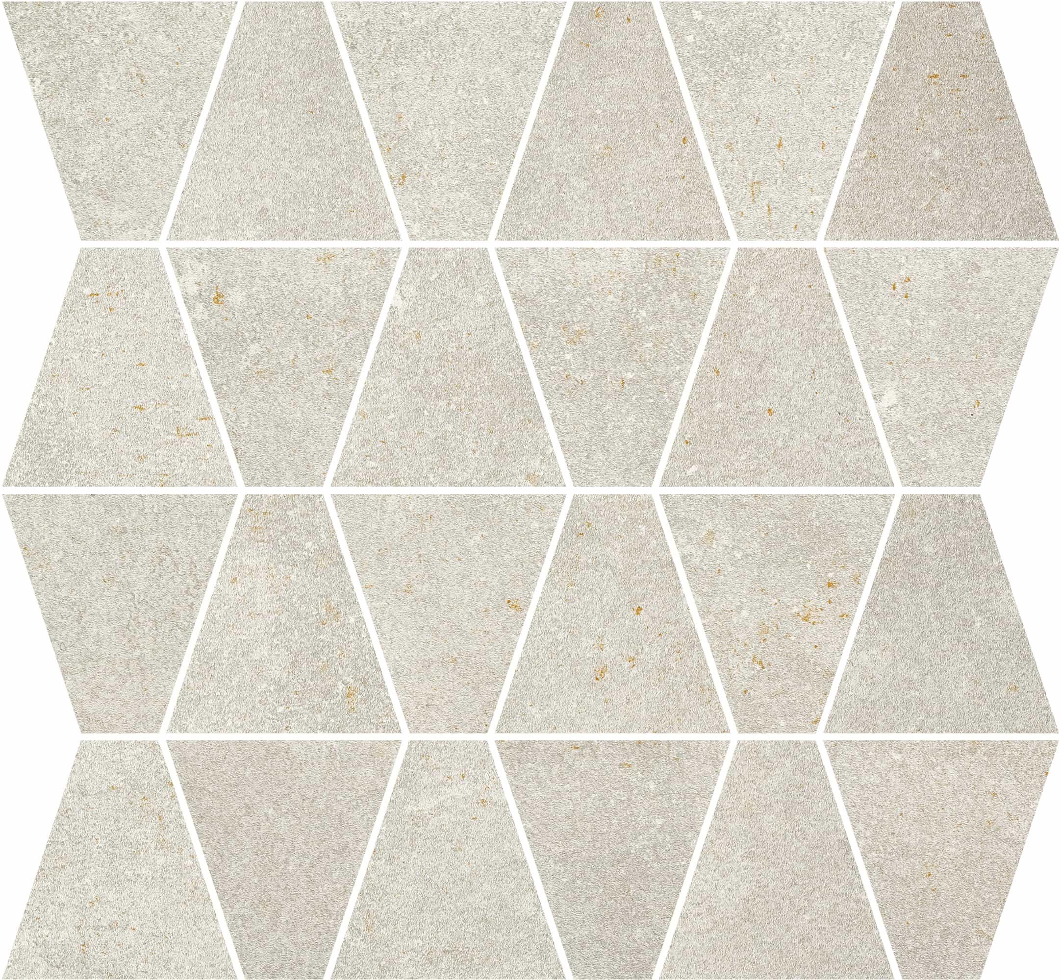 Mosaic Prism Steel