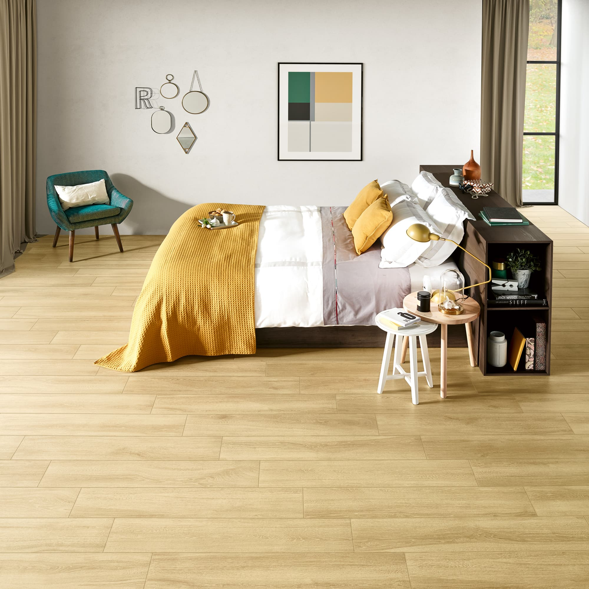 TIMBER LIGHT BEIGE - 20 x 100