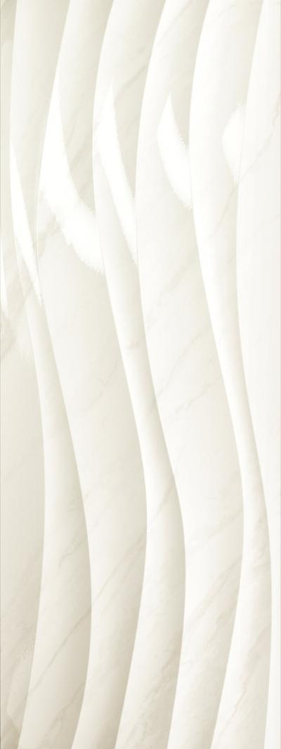 Marble Flux White