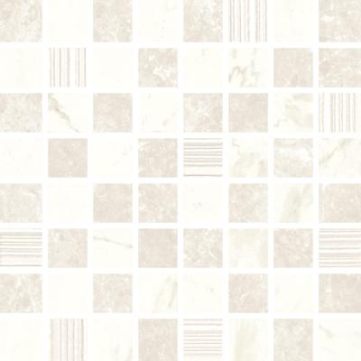 Mosaic Gleam White