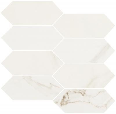 Mosaic Hexagon Mix Calacatta