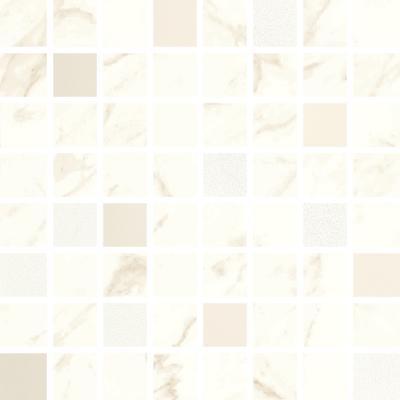 Mosaic Marble White