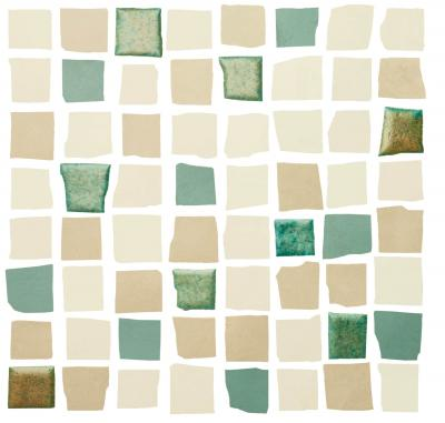 Mosaic Reactive Green