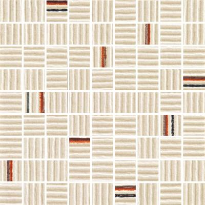 Mosaic Stark White