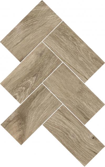 Mosaic Wooden Tortora