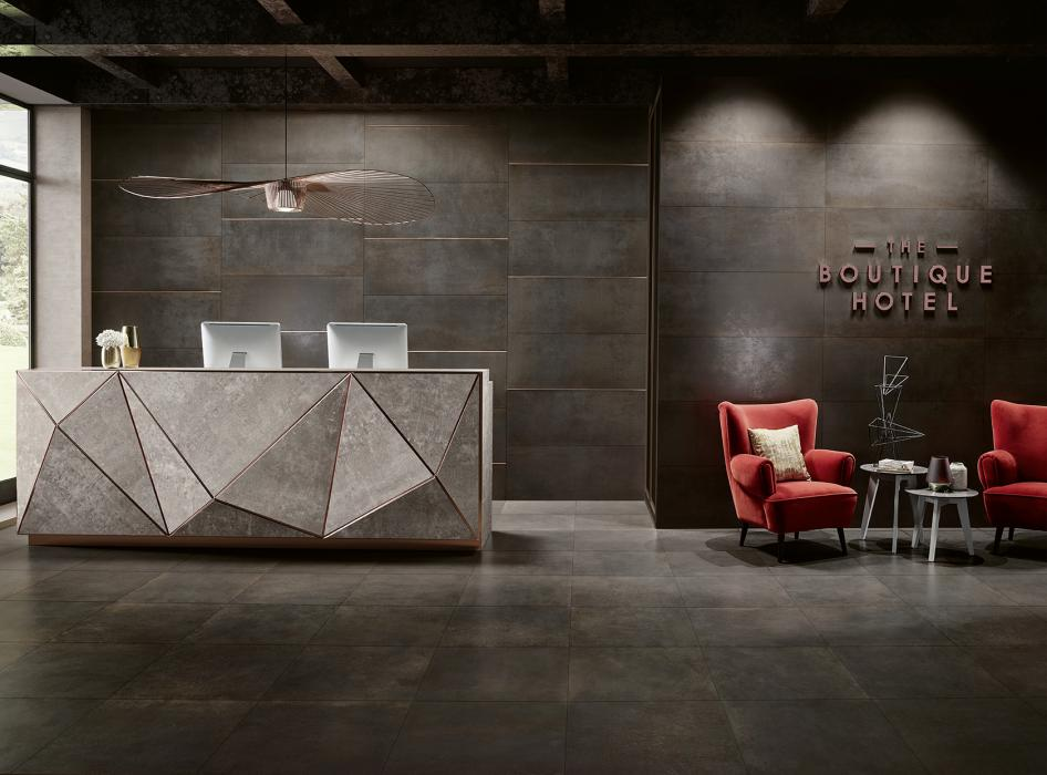 La madera y el acero: las dos nuevas colecciones de Love Tiles