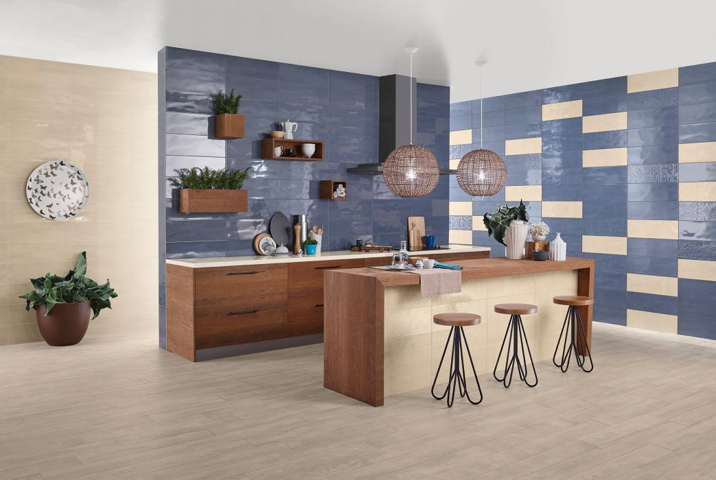 Love Tiles presented new collections