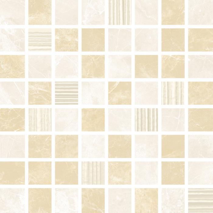 Mosaic Gleam Cream