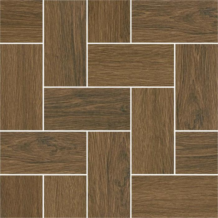 Mosaic Ortho Brown