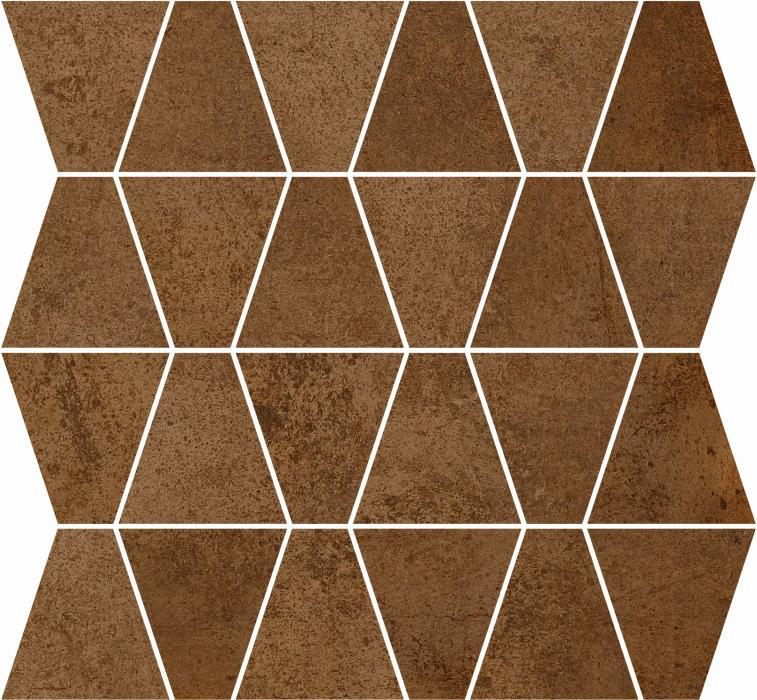 Mosaic Prism Corten
