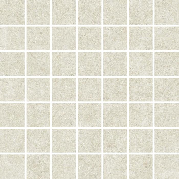 Mosaic Pulse White