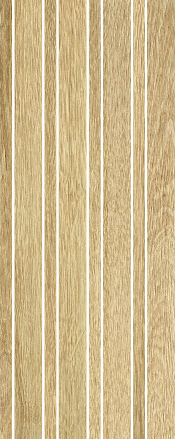 Mosaic Timber Raw Light Beige AS