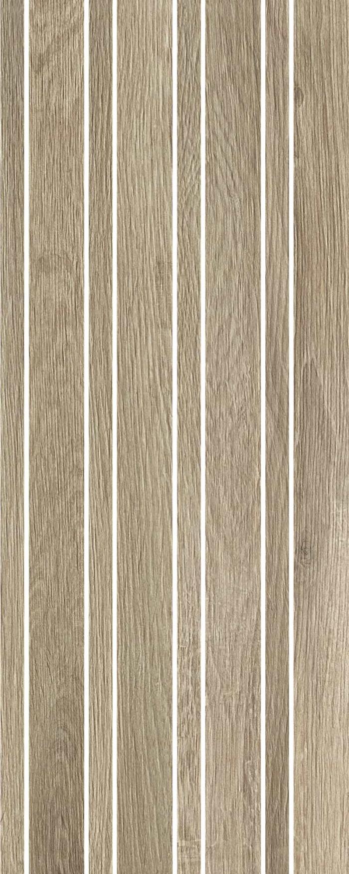 Mosaic Timber Raw Tortora AS