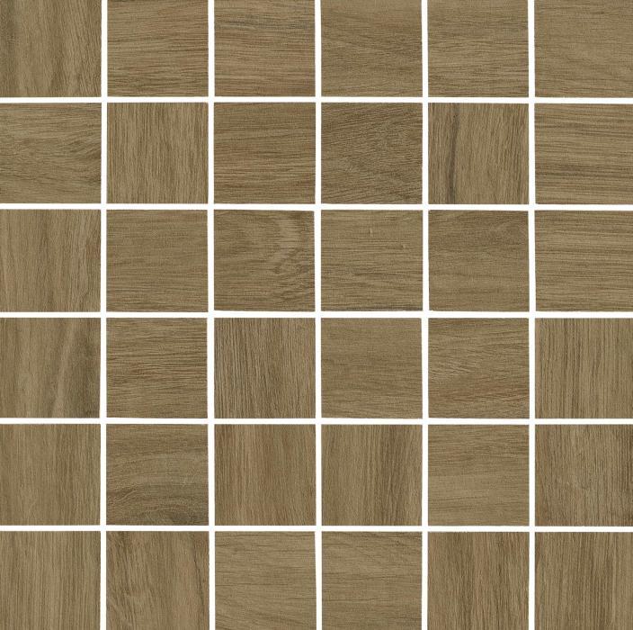 Mosaic Tree Brown