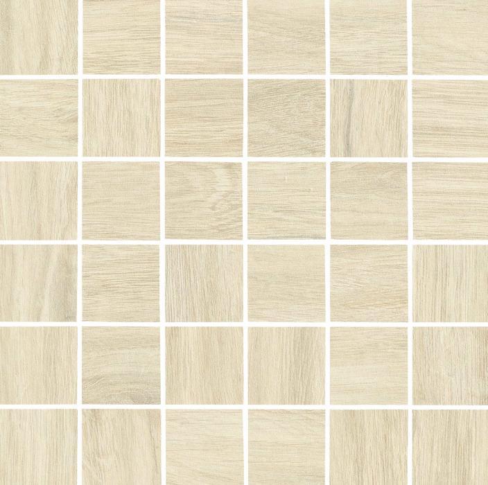Mosaic Tree White