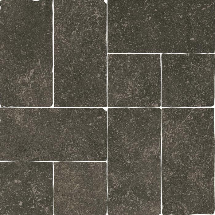 Mosaic Up Anthracite