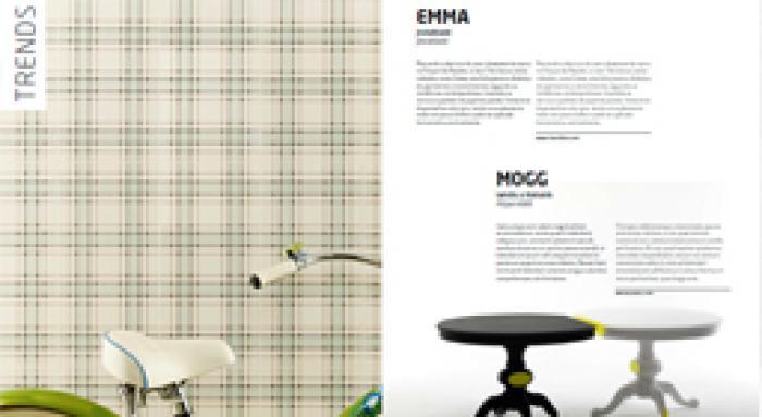 Nova coleção Emma