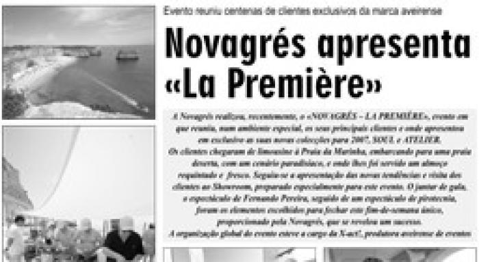 Novagrés apresenta La Premiére