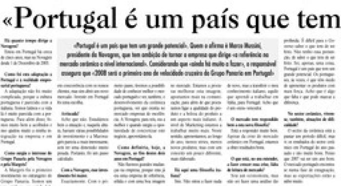 Portugal é um país que tem muito potencial
