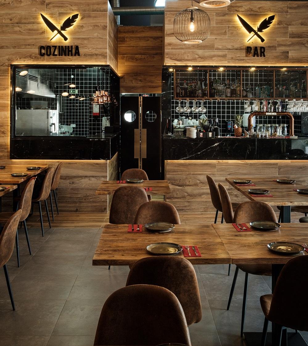 Restaurante Chef Stories